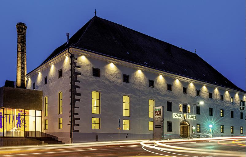 Brauereiführung Brauhaus Freistadt