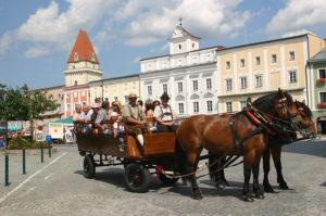 Pferdekutschenfahrt Freistadt