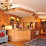 Hotel Gasthof Zum Goldenen Hirschen Freistadt - Rezeption