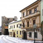 Hotel Gasthof Zum Goldenen Hirschen Freistadt - Winter