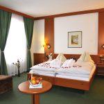 Hotel Gasthof Zum Goldenen Hirschen Freistadt - Doppelbett