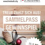Sammelpass Freistadt Advent 2017