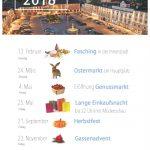 Termine 2018 Freistadt