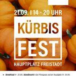 Kürbisfest 2018 Plakat