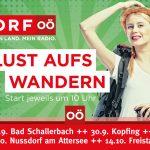 ORF Wandertag - wandern 2018