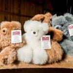 Sonnseitnhof Alpaka Teddybär