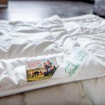 Sonnseitnhof Alpaka Decke