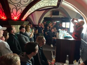 Supertalent Stevie Starr in Freistadt