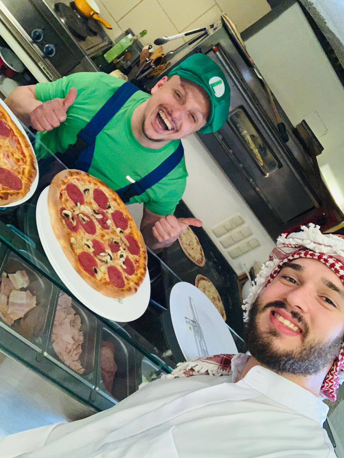 Fasching-in-Freistadt-2019-Waaggasse-Zotti-Pizza